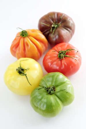 Les tomates héritages