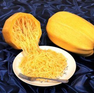 Spaghetti végétal
